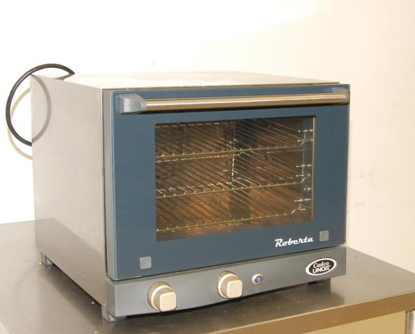 Cadco Countertop Electric Convection Oven, 115 Volt, Model OV-003 ...