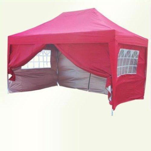 Image Is Loading Peaktop 10x15 039 EZ Pop Up Party Tent