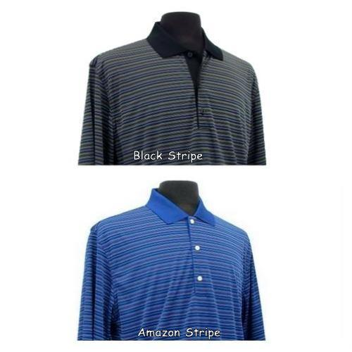 New-Spring-2012-Greg-Norman-Mens-Golf-Shirts-G7S2K527-Two-Colors
