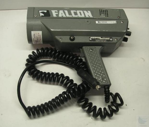 ... about Kustom Signals Inc Falcon K Band Police Handheld Radar Gun