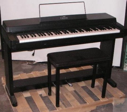 yamaha clp 250 clavinova digital piano electric. Black Bedroom Furniture Sets. Home Design Ideas