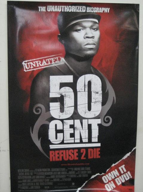 Unrated Refuse To Die 24x36 Poster P2146