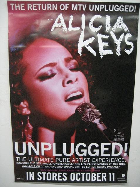 Alicia Keys Unplugged Records, Vinyl and CDs - Hard to