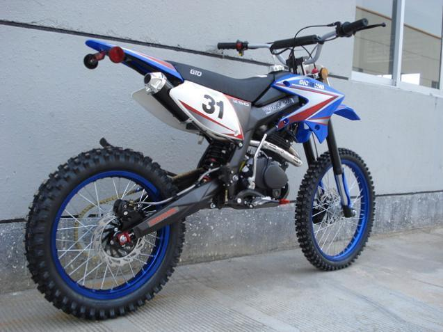 Gio X31 250cc Dirt Bike Carburetor Gallery