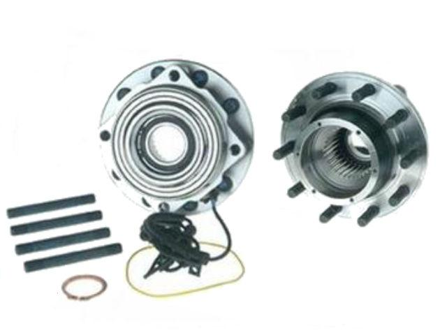4x4 Front Axle Assembly : Ford f drw front ptc brand axle hub