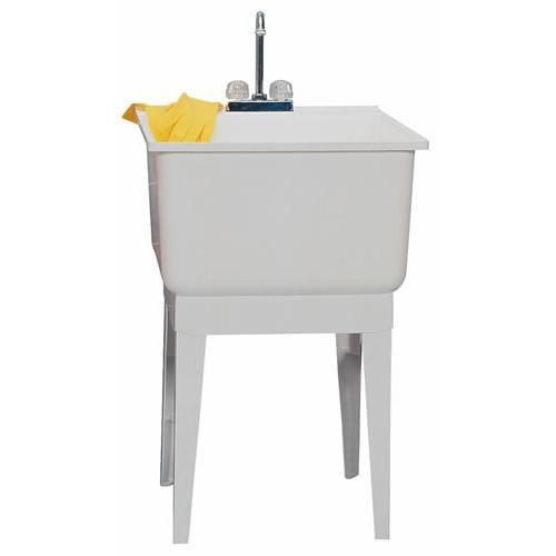 Heavy Duty Utility Sink : AMERICAN SHOWER & BATH DFC-1 Heavy-duty utility tub eBay