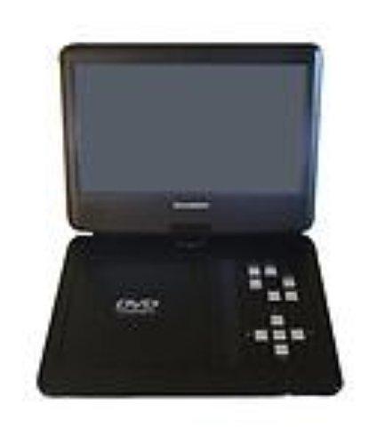sylvania portable dvd player manual