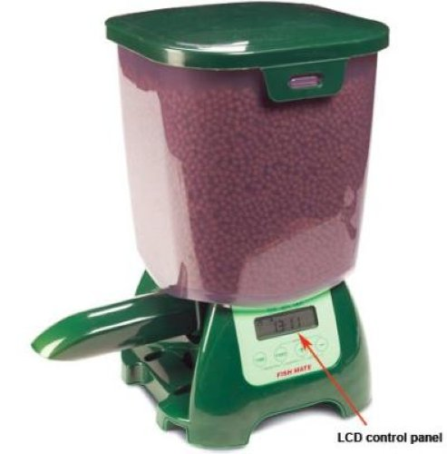 Fishmate P21 Pond Fish Feeder Image Search Results