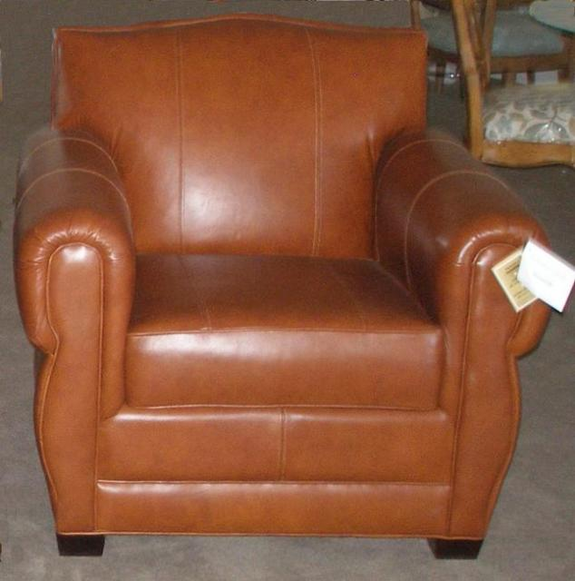 Thomasville Furniture Leather Club Style Chairs Free Ship  : 13150259 from ebay.com size 634 x 640 jpeg 41kB