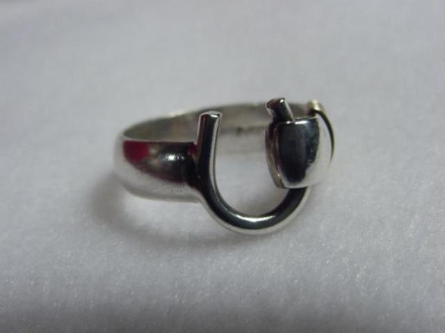 sonya st croix silver 925 gold 7 5 quot bracelet ring sz 8