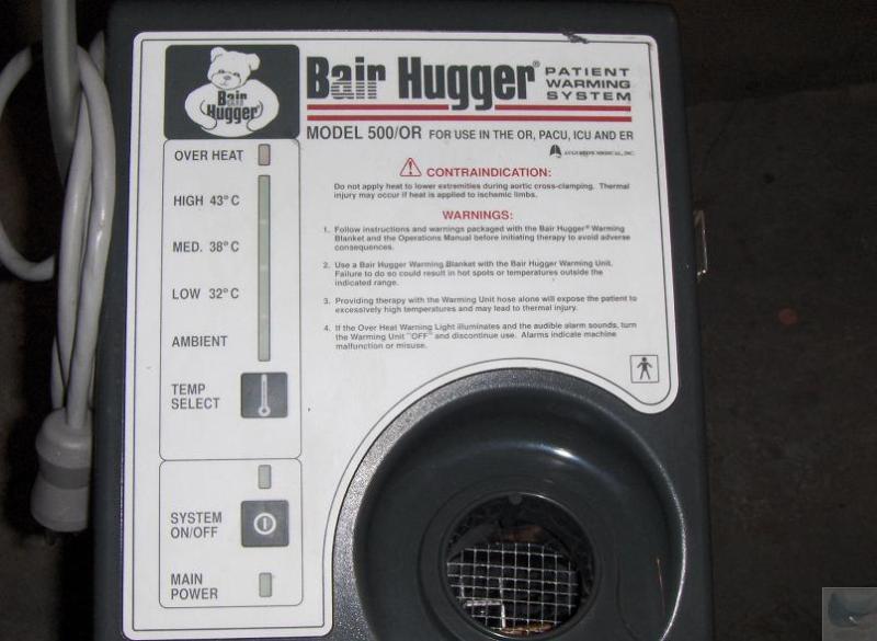 bair hugger 500 service manual