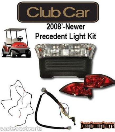 Club car precedent  newer electric golf cart light