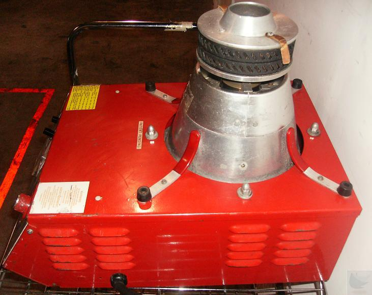 used gold medal cotton machine