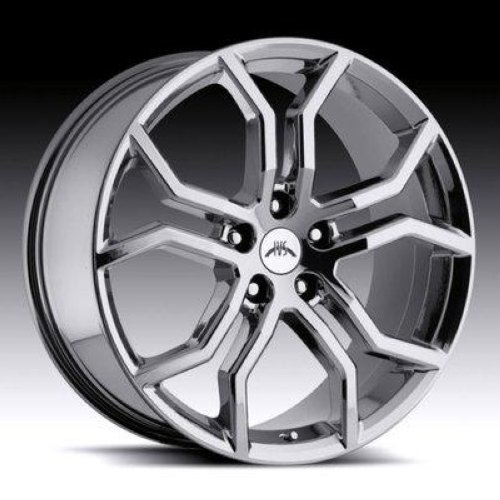 "20"" Cadillac CTS Coupe Wheels Rims PVD (Chrome)"