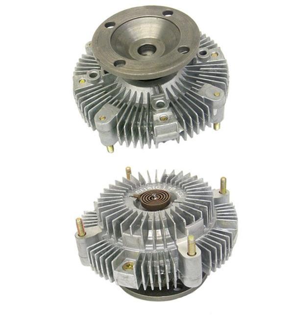 1990 2000 Lexus Ls400 New Us Motor Works 22178 Engine Cooling Fan Clutch Ebay