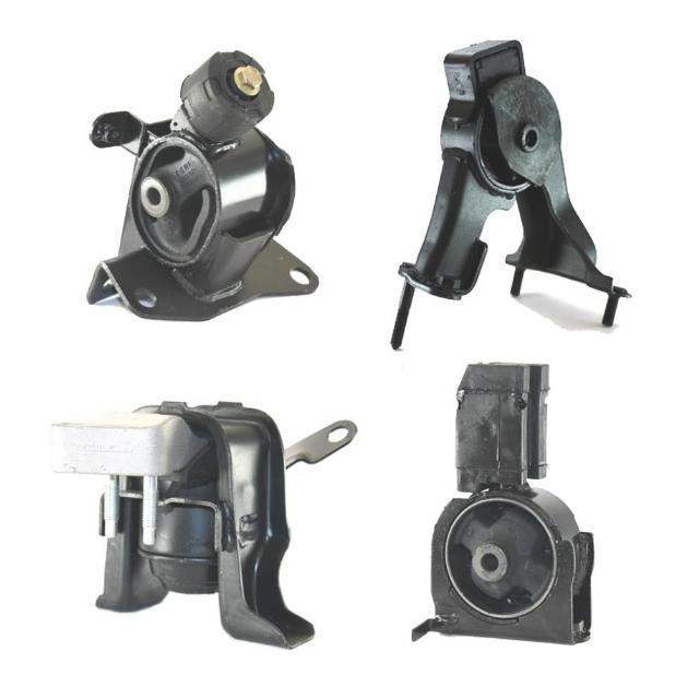 engine motor mount transmission mount kit 4pc vibe corolla matrix 1zzfe fwd mt ebay