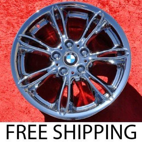 "Bmw Z4 Rims: Set Of 4 Chrome 17"" BMW Z4 ""Style 103"" E85 OEM Wheels Rims"
