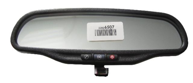 Factory Oem Onstar Manual Adjust Rear View Mirror New