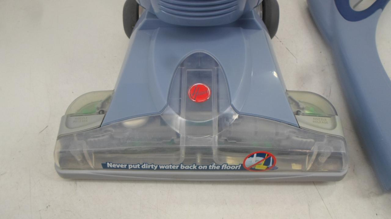 Hoover Floormate Spinscrub Wet/dry Vacuum Photos