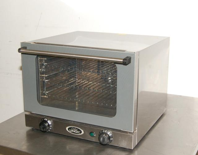 Cadco Countertop Electric Convection Oven, 115 Volt, Model OV-250 ...
