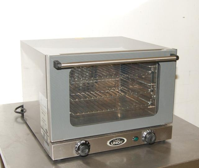 Used Electric Countertop Convection Oven : Cadco Countertop Electric Convection Oven, 115 Volt, Model OV-250 ...
