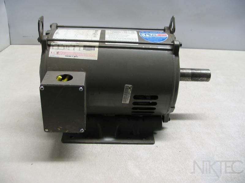 Ao smith century e plus ac motor 10 hp 3 phase 200 460v for 10 hp ac motor