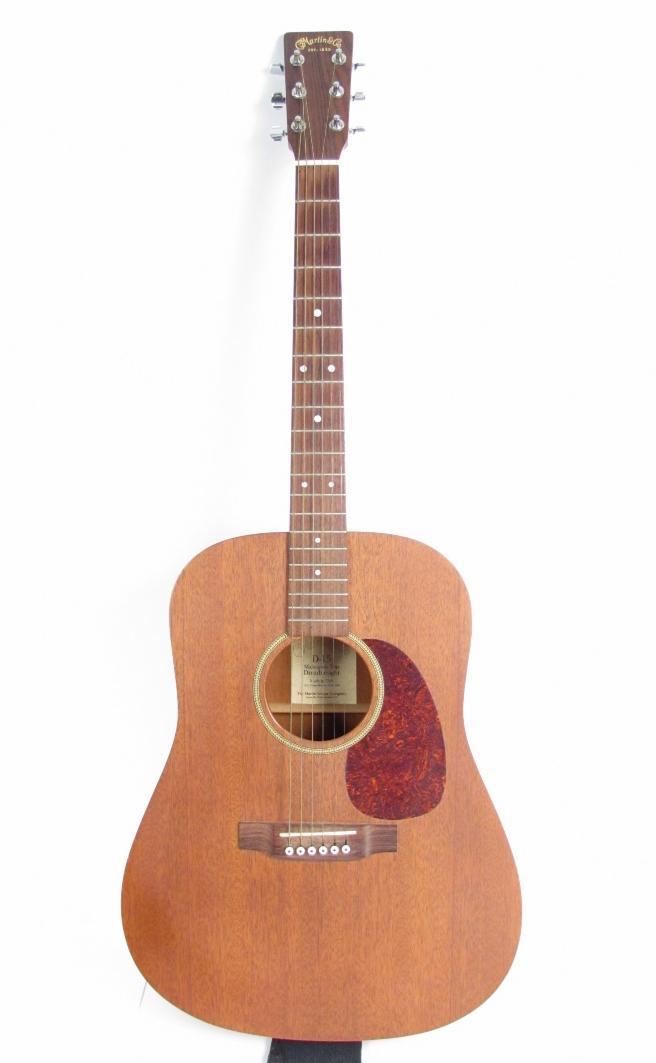 martin d15 d14 fret mahogany dreadnought acoustic guitar hard case soft gig bag. Black Bedroom Furniture Sets. Home Design Ideas