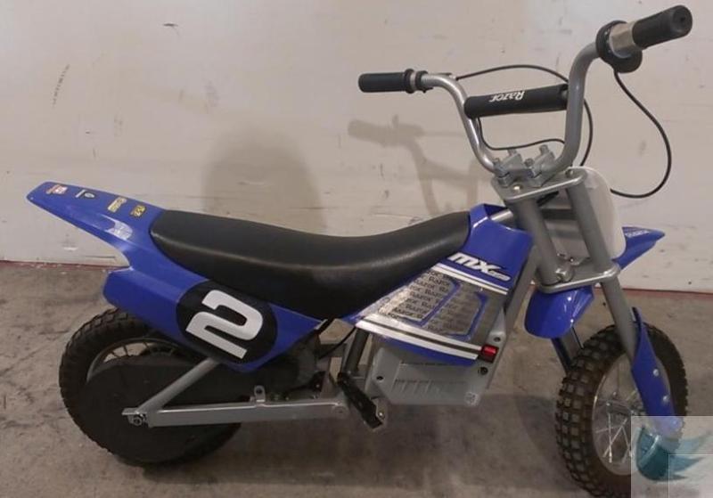 razor mx350 pocket rocket electric motocross dirt bike 24v. Black Bedroom Furniture Sets. Home Design Ideas