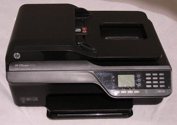how to connect hp 4620 printer to wifi