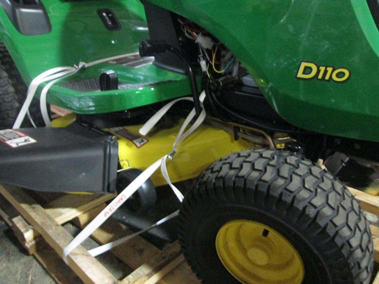 John Deere D110 Service Manual Wiring Diagram