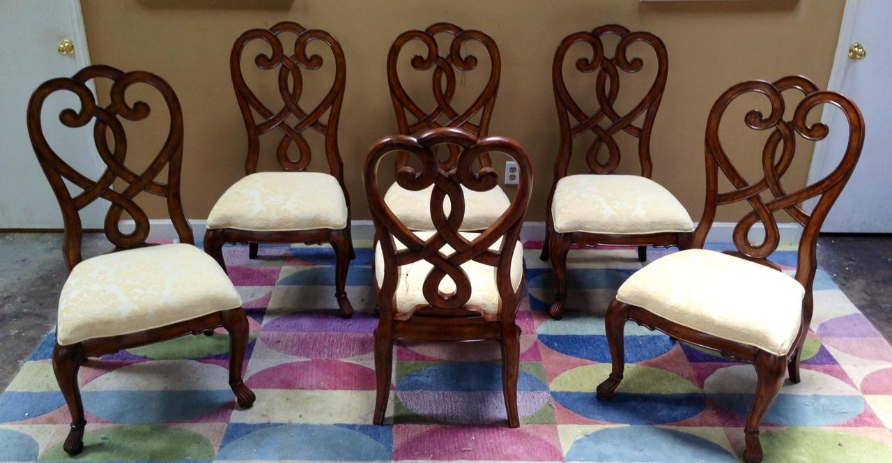 Thomasville Furniture Cassara Dining Room Side Chairs Set Free ShipDining Chairs Thomasville. Ship Dining Room Set. Home Design Ideas