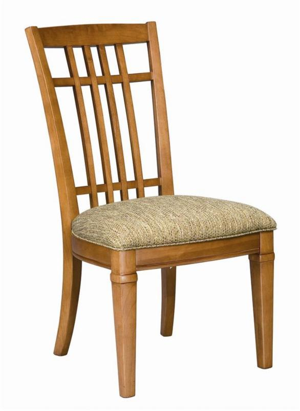 Thomasville Furniture Bridges 2 0 6 Pc Dining Chairs Set