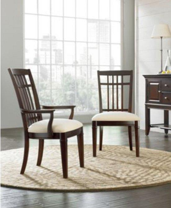 Thomasville Furniture Bridges 20 6 pc Dining Chairs Set Free Ship – Thomasville Dining Chairs