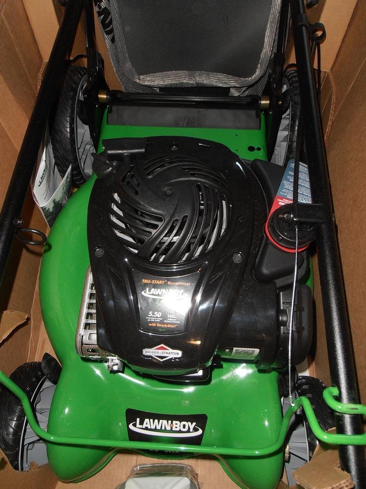 Lawn Boy 10630 20 In Kohler Engine Push Gas Walk Behind