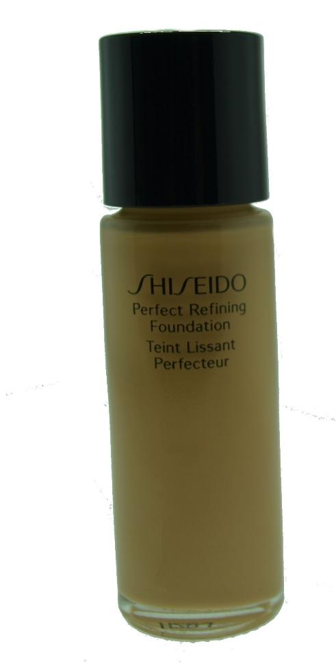 shiseido makeup perfect refining foundation teint lissant. Black Bedroom Furniture Sets. Home Design Ideas