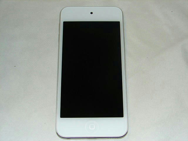 Apple iPod touch 5th Generation White & Silver 32GB ...  Apple iPod touc...