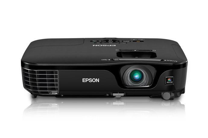 Epson H429a Lcd Projector Ebay
