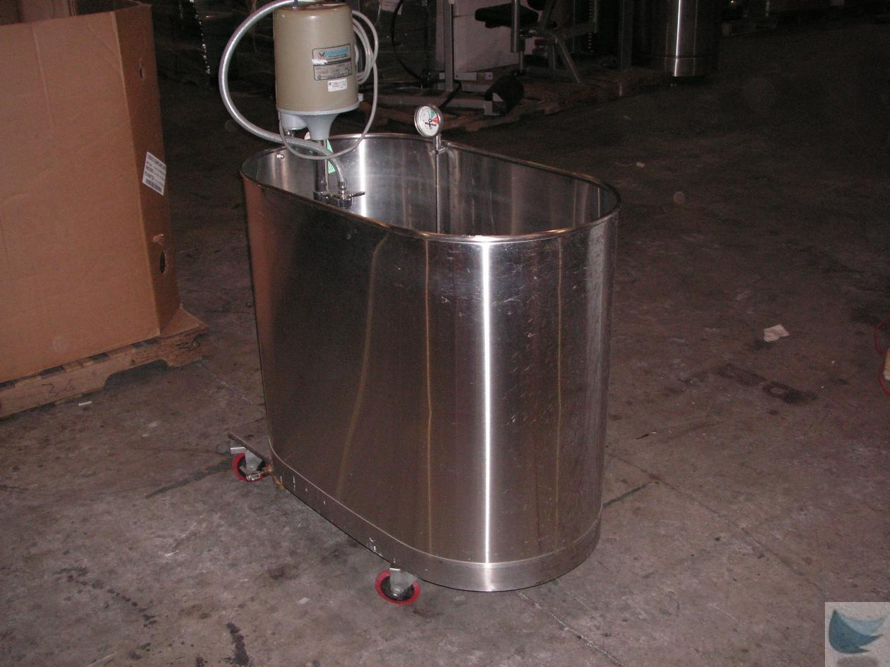 Hydrotherapy Whirlpool Tubs Mail: Whitehall H-60-M 60 Gallon Hi-Boy Whirlpool Athletic