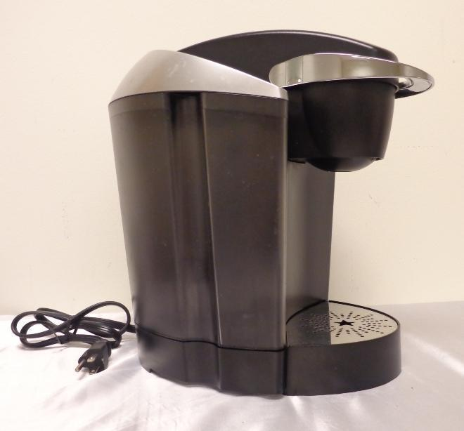 Coffee Maker Keurig B60 : Keurig B60 Special Edition Brewing System 8 Cups Coffee Maker Black Silver eBay