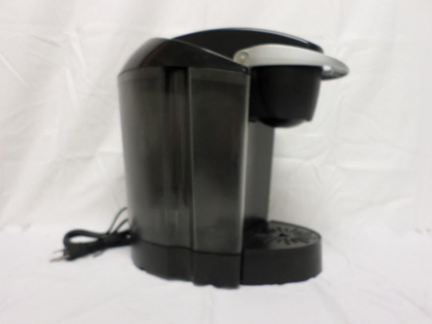 Keurig Coffee Maker Clipart : Keurig B40 Elite Brewing System K cup Coffee Maker Black eBay