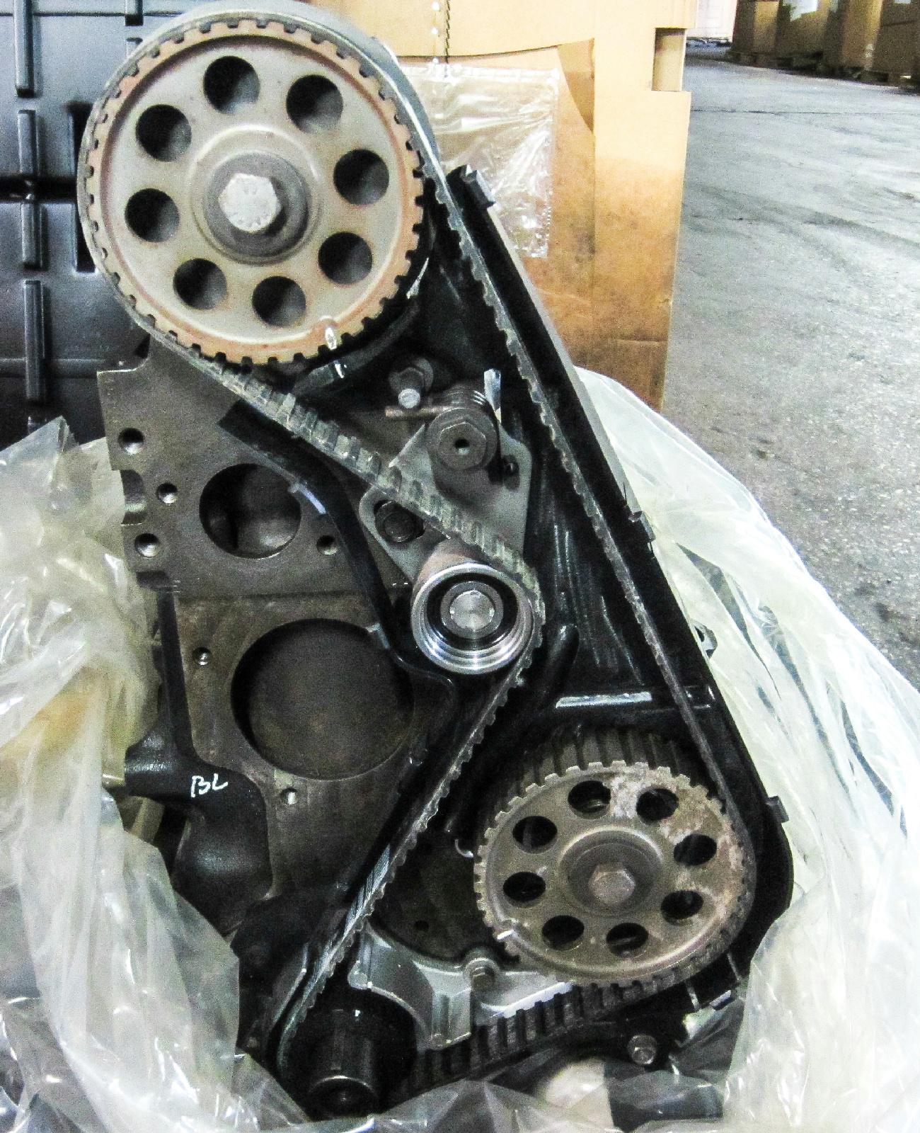 1991-1993 Ford 2.3L 4 Cylinder Engine 8 Plug Roller Cam