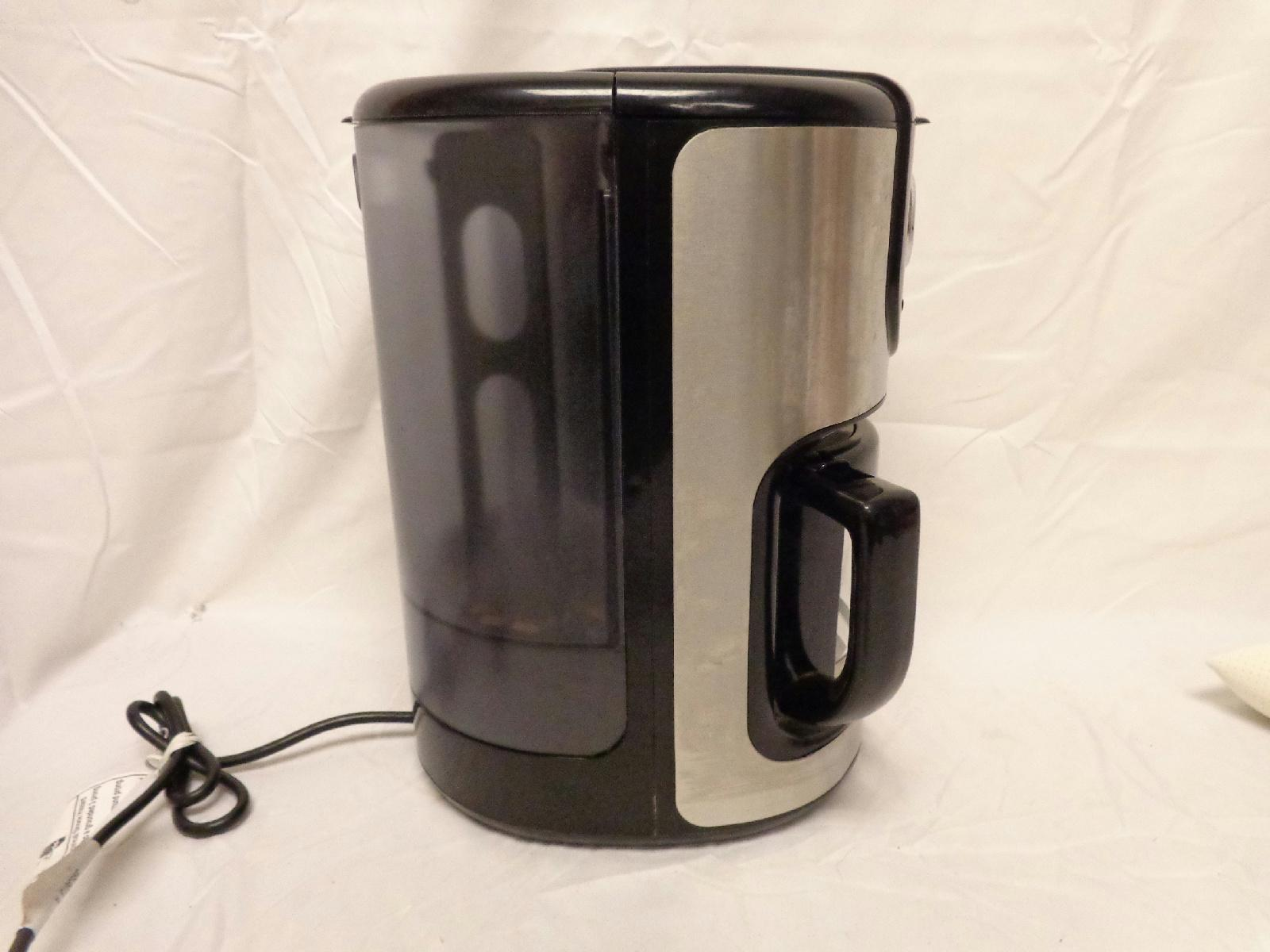 kitchenaid coffee maker kcm111ob manual