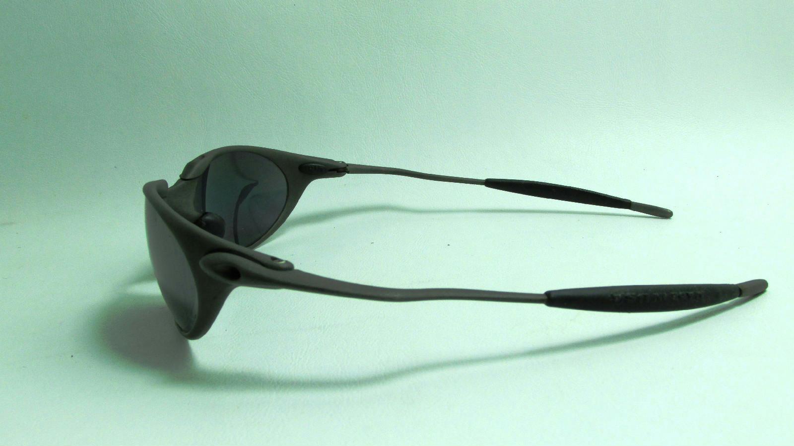 Oakley Titanium Frame Glasses : Uni sex Oakley GrayxMetal Titanium Frame Sunglasses ...