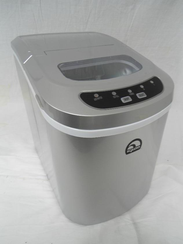 Reviews On Igloo Countertop Ice Maker : Igloo Portable Countertop Ice Maker Capacity Of 2.0 lbs ICE102C-Silver ...