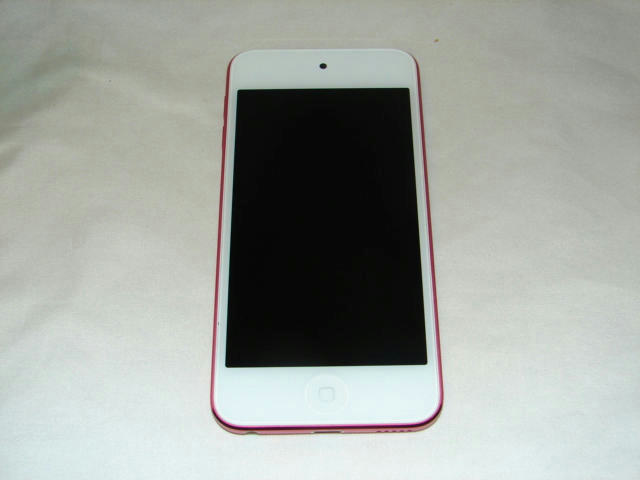 Apple iPod touch 5th Generation pink 32gb (MC903LL/A ...  Apple iPod touc...