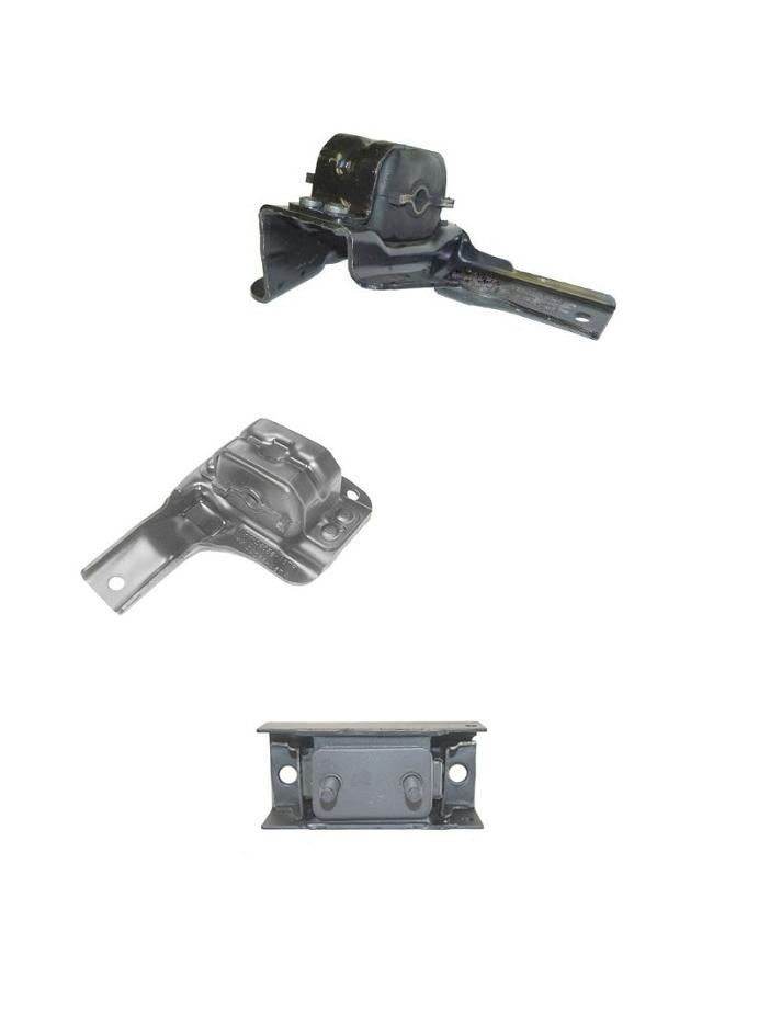 Ford f150 f250 v8 engine transmission mounts 3pc kit for Motor mount repair estimate