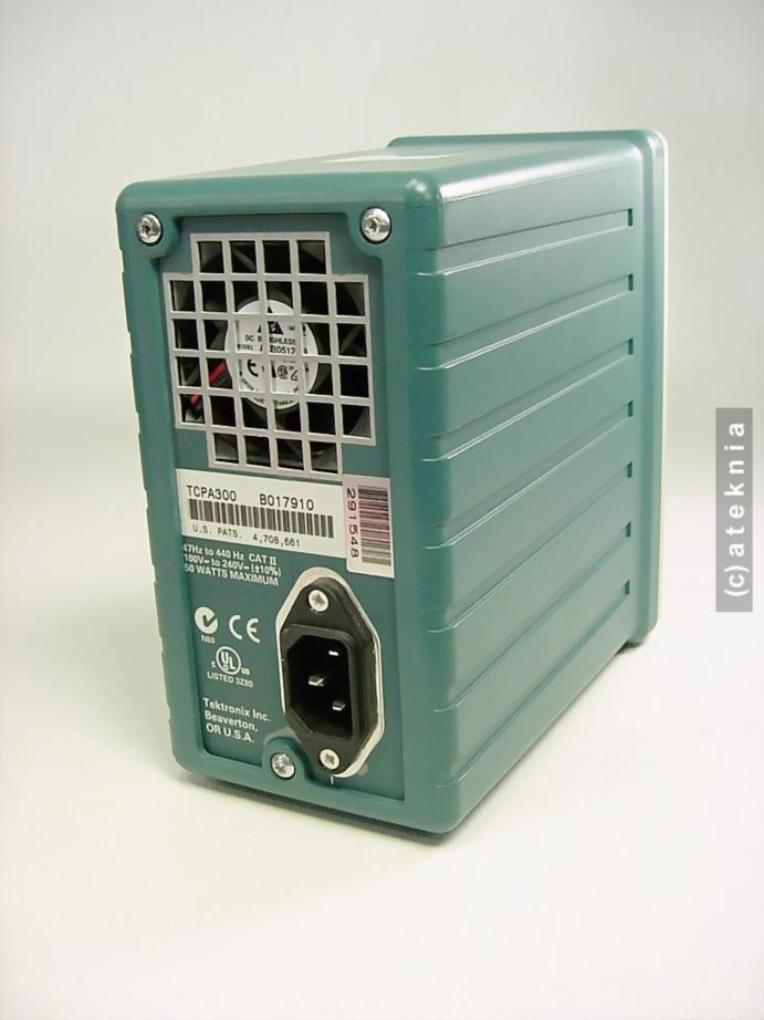 Ac Dc High Current Probe : Tektronix tcpa ac dc current probe amplifier ebay