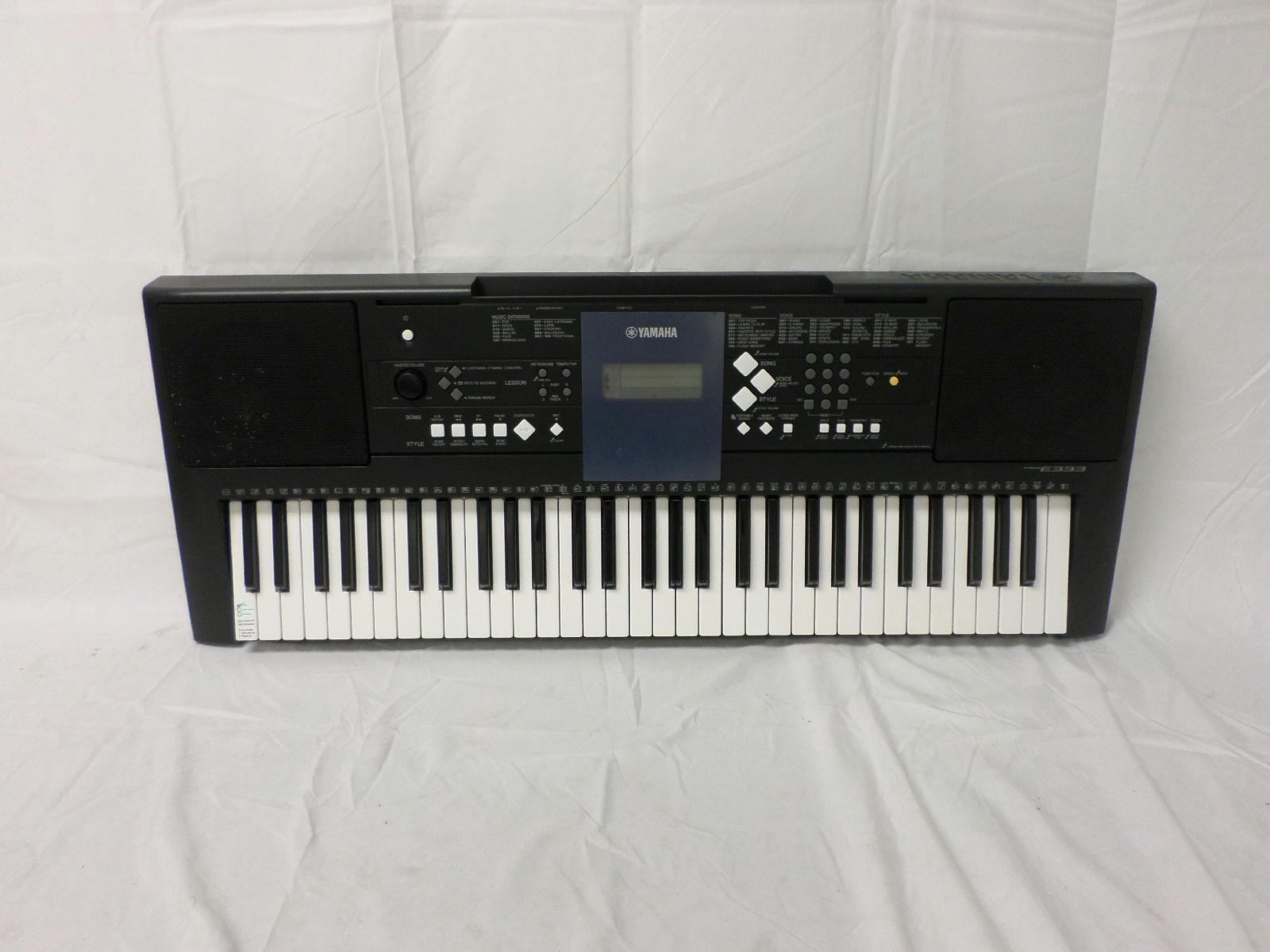 Yamaha keyboard psr e333 price in malaysia 4d