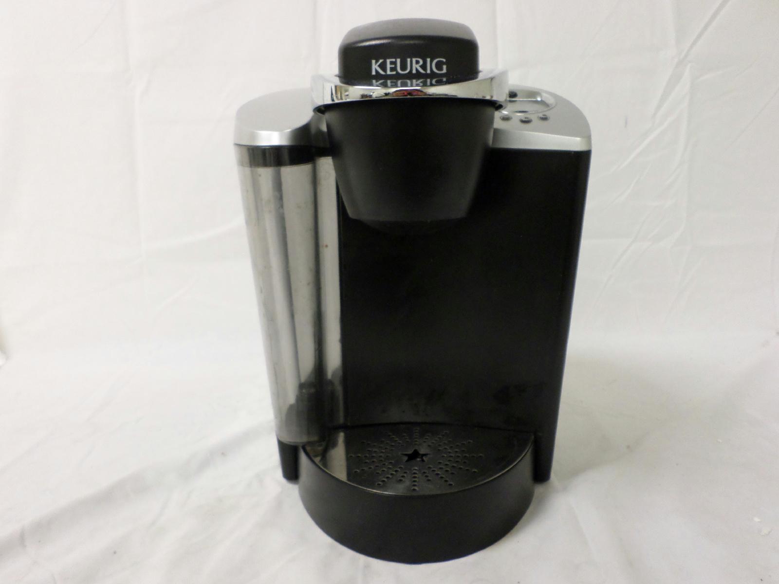 Coffee Maker Keurig B60 : Keurig Special Edition B60 8 Cups Coffee Maker Black eBay