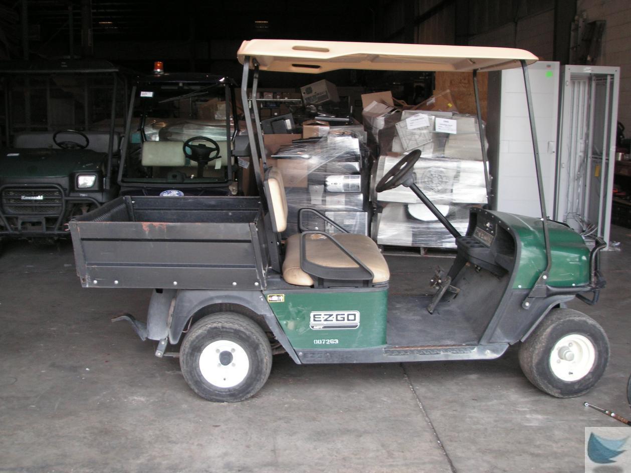 2005 ez go ezgo mpt 800 workhorse electric golf cart. Black Bedroom Furniture Sets. Home Design Ideas
